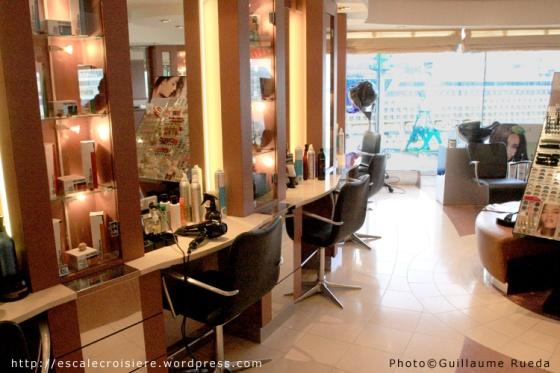 MSC Musica - Salon de coiffure