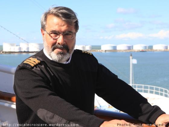 Thomson Spirit - Commandant Ioannis Notarakis
