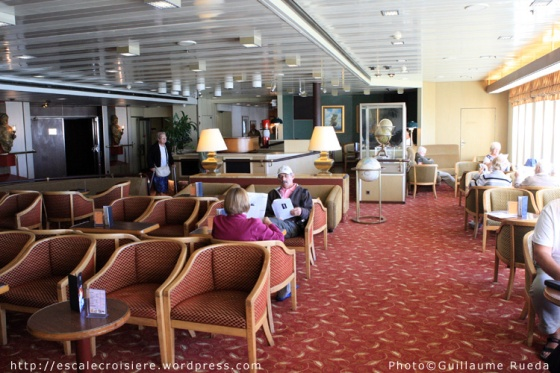 Thomson Spirit - Explorers' Lounge