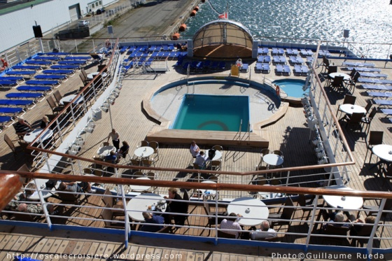 Thomson Spirit - Piscine
