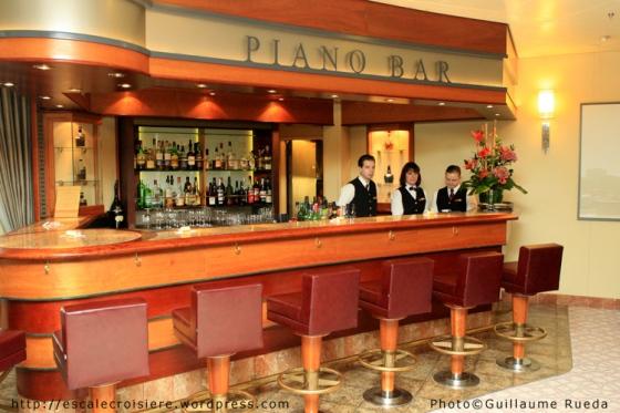Europa - Atrium - Piano bar