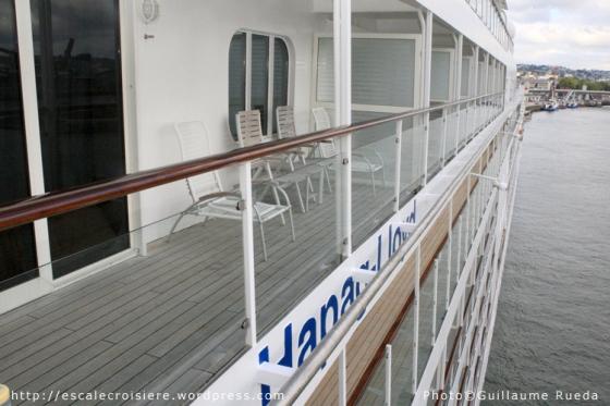 Europa - Suite avec balcon - Cat7