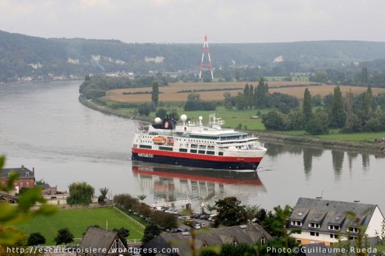 Fram - Hurtigruten - La Bouille