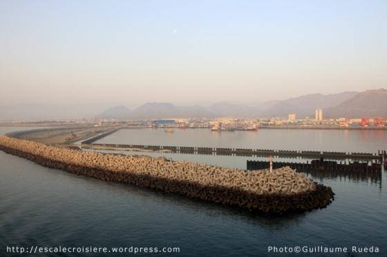 Port de Foudjairah