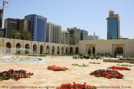 Abu Dhabi - Fondation culturelle