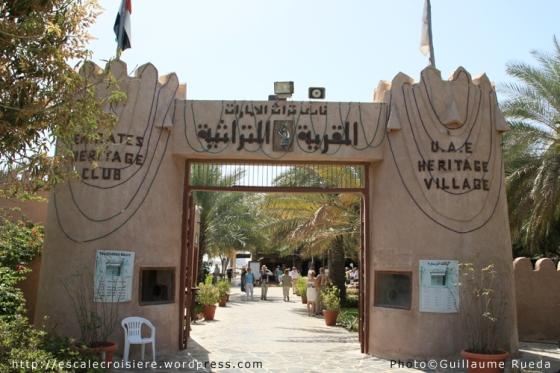 Abu Dhabi - Heritage Village