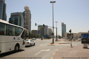 Abu Dhabi - Navette