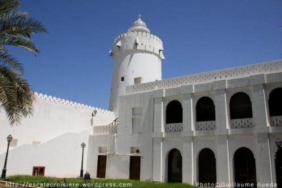 Abu Dhabi - Palais Qasr Al Hosn