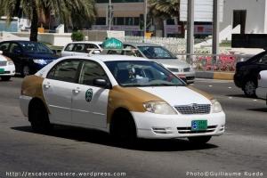Abu Dhabi - Taxi