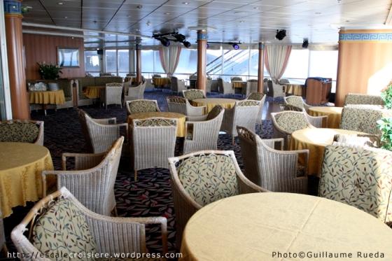 Costa Victoria - Buffet Club Il Magnifico Restaurant