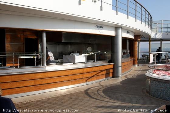 Costa Victoria - Buffet Nettuno Grill