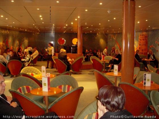 Costa Victoria - Capriccio Lounge