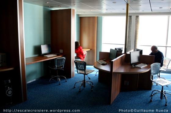 Costa Victoria - Espace Internet