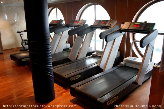 Costa Victoria - Salle de sport