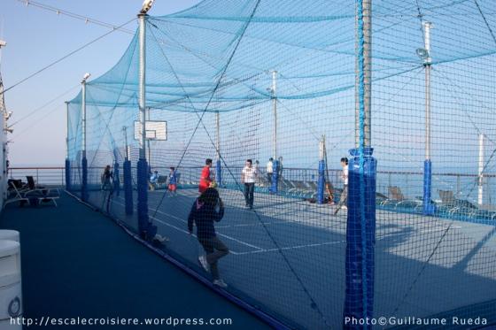 Costa Victoria - Terrain de sport polyvalent