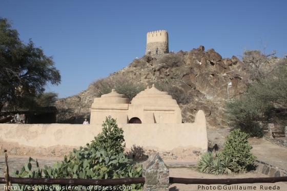 Fujairah - mosquée Al Badiya