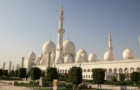 Grande Mosquée Sheikh Zayed - Abu Dhabi