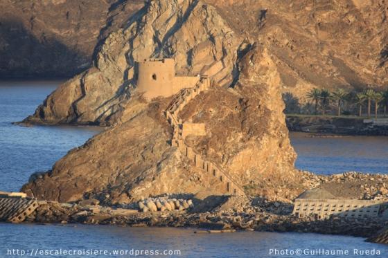 Mascate - Corniche