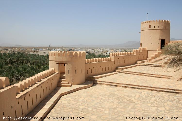Mascate - Fort Nakhl