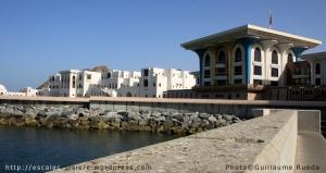 Mascate - Palais Al Alam