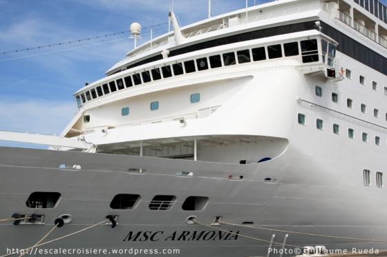MSC Armonia