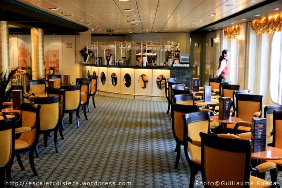 MSC Armonia - Café San Marco