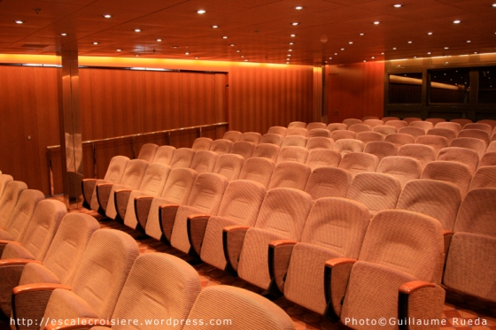 MSC Armonia - Centre de conférence