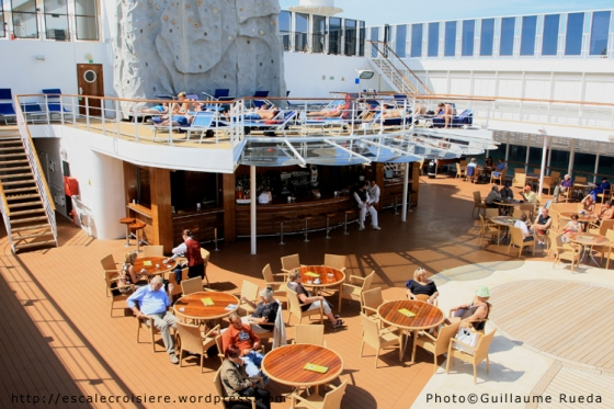 MSC Armonia - Il Lido Bar