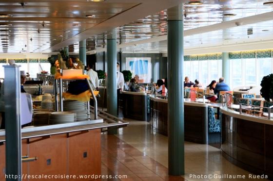 MSC Armonia - La Brasserie Cafetaria