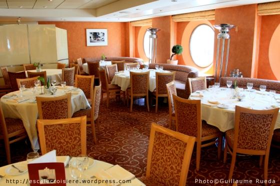 MSC Armonia - Marco Polo Restaurant