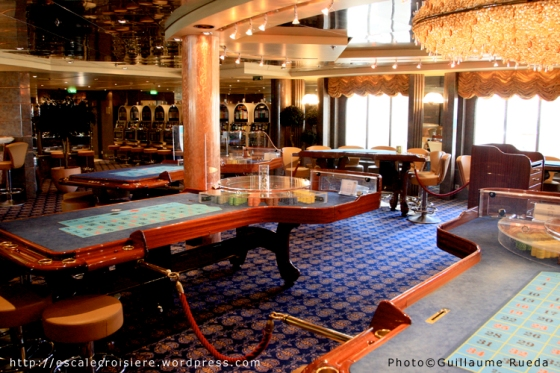 MSC Armonia - Palm Beach Casino