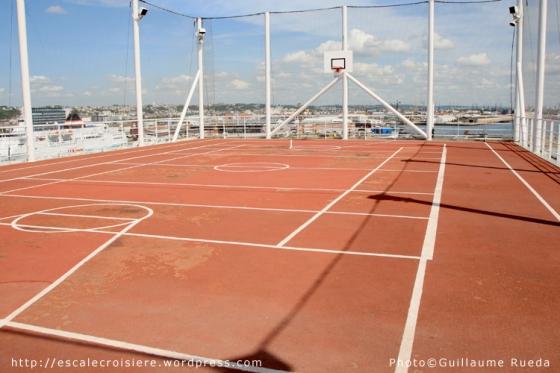 MSC Armonia - Terrain multisport