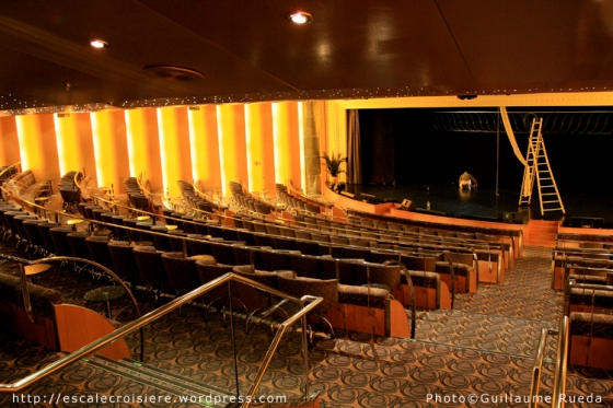 MSC Armonia - Théâtre La Fenice