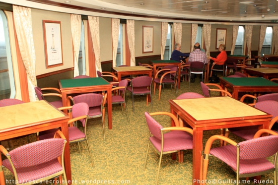 Queen Mary 2 - Atlantic Room