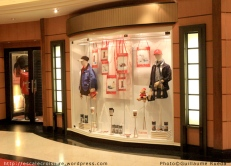 Queen Mary 2 - Boutique - Mayfair Shops
