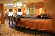 Queen Mary 2 - Chart Room Bar