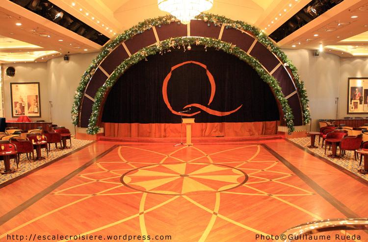Queen Mary 2 - Queen's Room