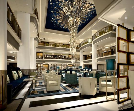 Britannia - Atrium