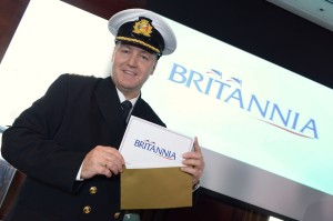 Britannia - Commandant Brown