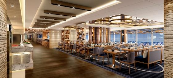 Britannia - Horizon Restaurant