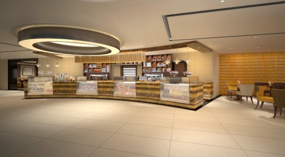 Britannia - Market Cafe