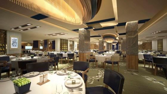 Britannia - Meridian Restaurant