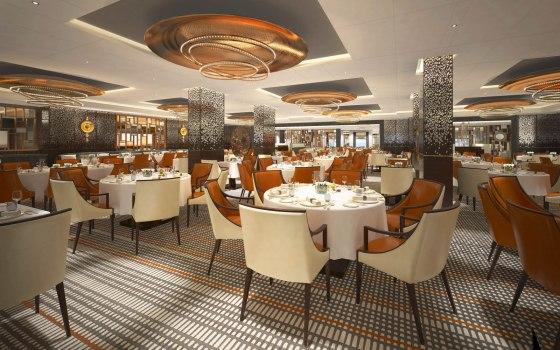 Britannia - Peninsular Restaurant