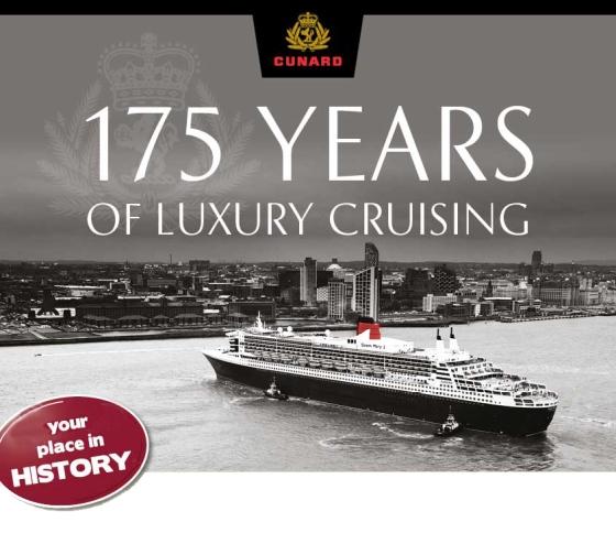 175 ans Cunard