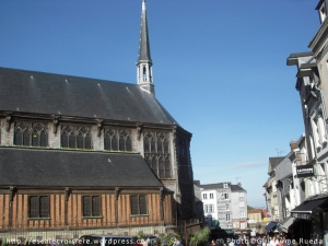 Honfleur - église Sainte Catherine