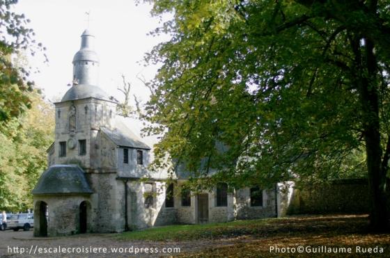Honfleur - Chapelle Notre-Dame de Grâce