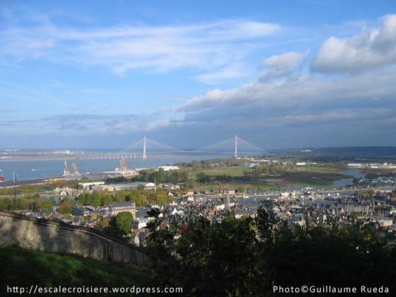 Honfleur - Panorama de Mont-Joli