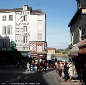 Honfleur - Pharmacie Passocéan -1