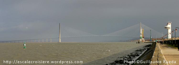 Honfleur - Pont de Normandie