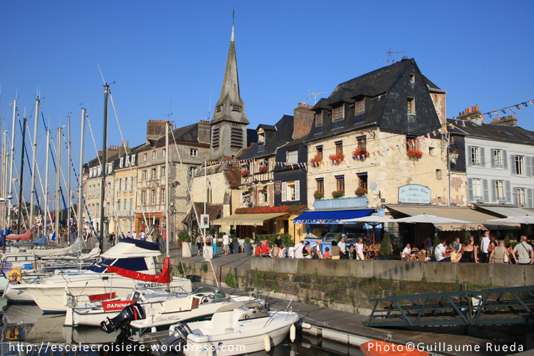 Honfleur - Quartier de l'Enclos -5